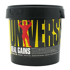 Universal Nutrition Real Gains - Cookies & Cream - 3.8 lb - 039442012289