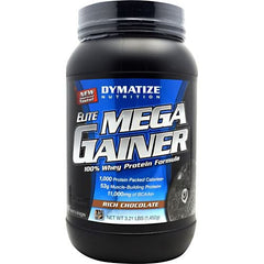 Dymatize Elite Mega Gainer - Rich Chocolate - 10 Servings - 705016333370