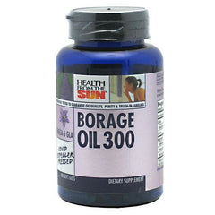Health From The Sun Borage Oil 300 - 60 Capsules - 010043050511