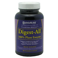 MRM Digest-All - 100 Capsules - 609492310132