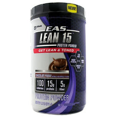EAS Lean 15 - Chocolate Fudge - 1.7 lb - 791083624039
