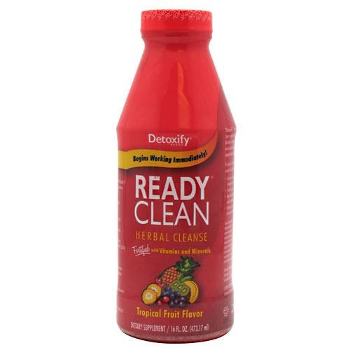 Detoxify LLC Ready Clean - Tropical Fruit - 16 oz - 870434005519