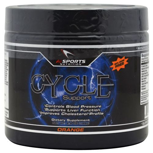 AI Sports Nutrition Cycle Support 2.0 - Orange - 7 oz - 804879046660