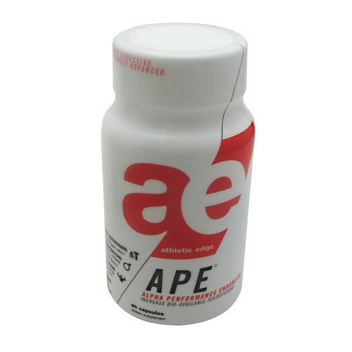 Athletic Edge Nutrition APE - 40 Capsules - 793573072573