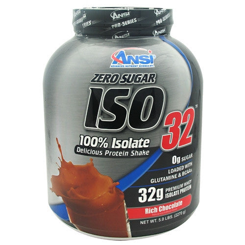 Advance Nutrient Science Iso 32 - Rich Chocolate - 5 lb - 689570407770