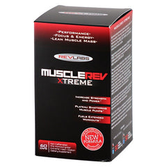 REV Labs Muscle REV Xtreme - 60 Capsules - 895988001039