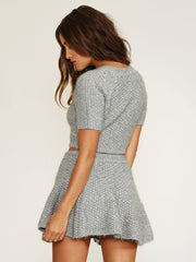 Lovers + Friends Be Flirty Skirt