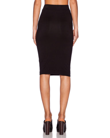 BLQ Basiq Midi Pencil Skirt