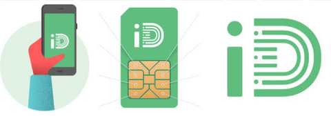 ID Mobile Booster logo