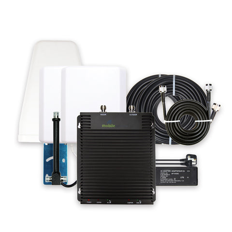 Mobile Signal Booster Full Kit