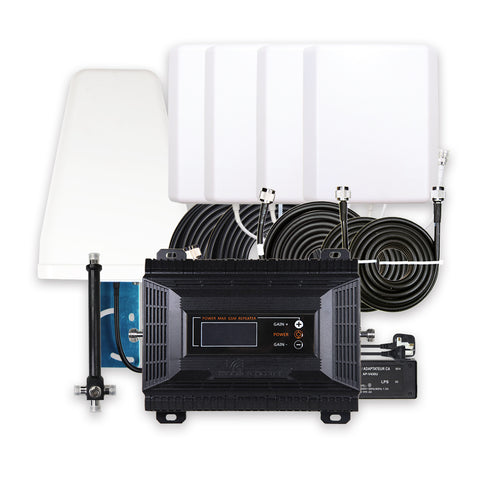Mobile Phone Signal Booster Full Kit