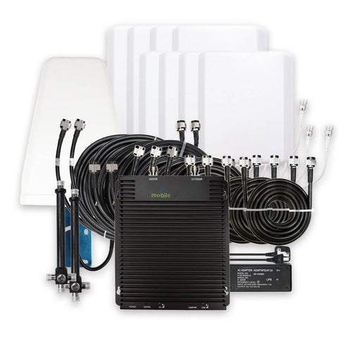 Business Office Signal Booster - Mobile Repeater UK