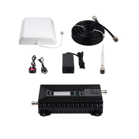 Mobile Phone Signal Booster Full Kit - MR UK