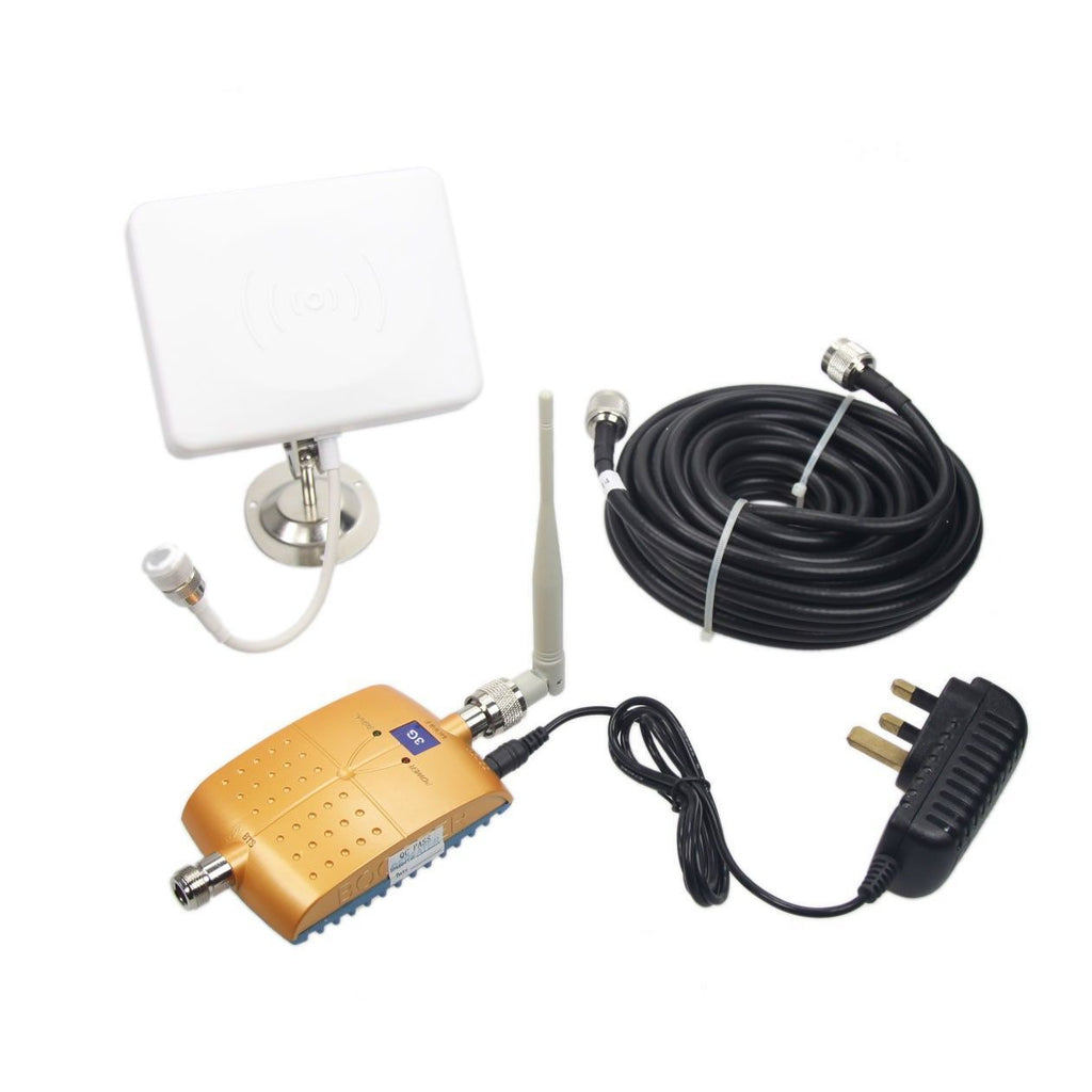 mobile phone signal booster - Mobile Repeater UK - 1