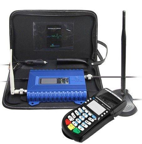Mobile Credit Card Terminal Reception Booster