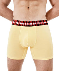 Boxer Brief - Black & Red