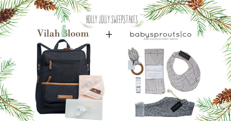 Holly Jolly Sweepstakes with Vilah Bloom