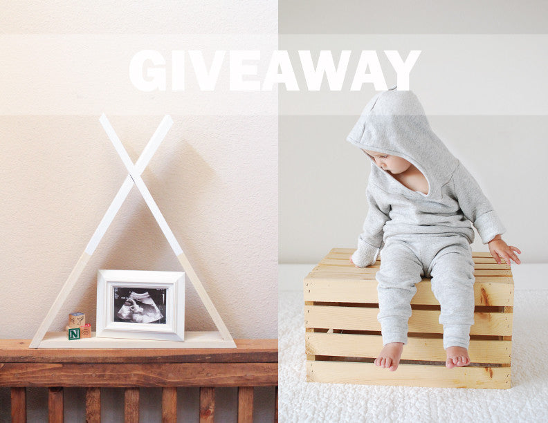 GIVEAWAY with Babysprouts + Local Raine