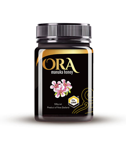 Ora Manuka Honey UMF 10+ 500g x  1 Jar