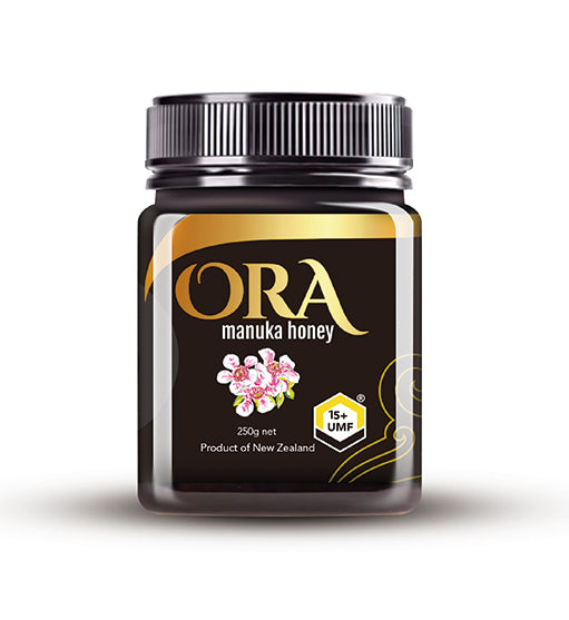 Ora Manuka Honey UMF 15+ 250gm x  1 Jar