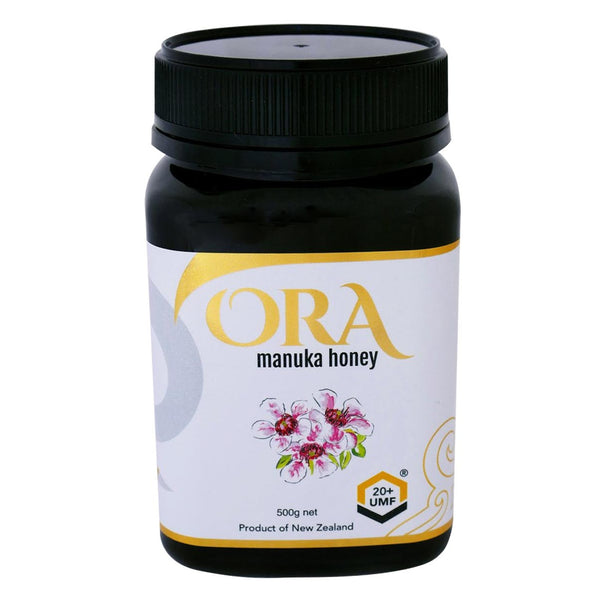 Ora Manuka Honey UMF 20+ 500gm x 1 Jar