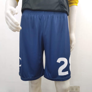 Short bleu - Blue shorts
