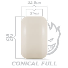 F4 101D Conical Full