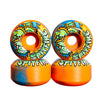 TOXIC SHROOMS ORANGE/ROYAL 50-50 SWIRL
