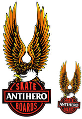 Antihero Nothings Free Sticker