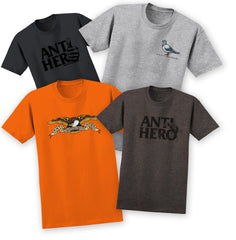 ANTIHERO ASSORTED TEE, YOUTH