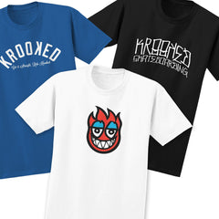 KROOKED ASSORTED TEES