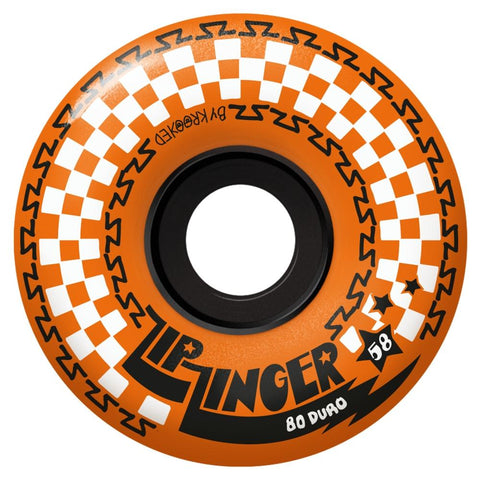 ZIP ZINGER 80HD ORANGE