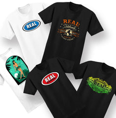REAL ASSORTED TEES