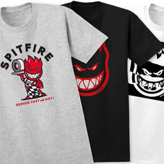 SPITFIRE ASSORTED YOUTH SHORT SLEEVE TEES