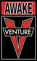 Venture Og Awake Md Black/ Red Sticker