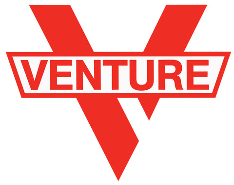 Venture Bar Logo Sticker