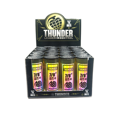 "Thunder Thunder Bolts 7/8"" Allen 20-Pack Box"