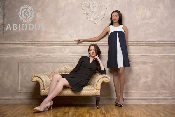 Ascot Dress & Hoxton Dress - ABIODUN