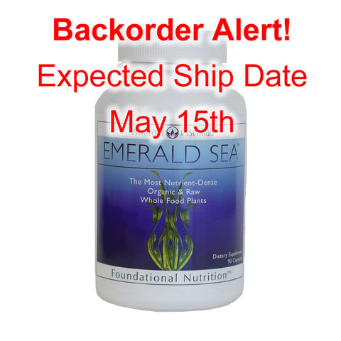 Emerald Sea™ Organic Sea Vegetables