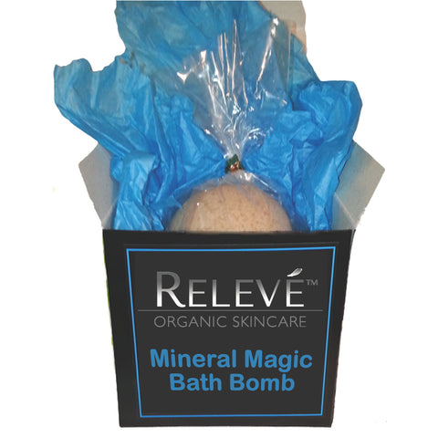 Mineral Magic Detox Bath Bomb