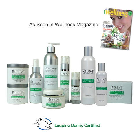 Organic Body Care Kit