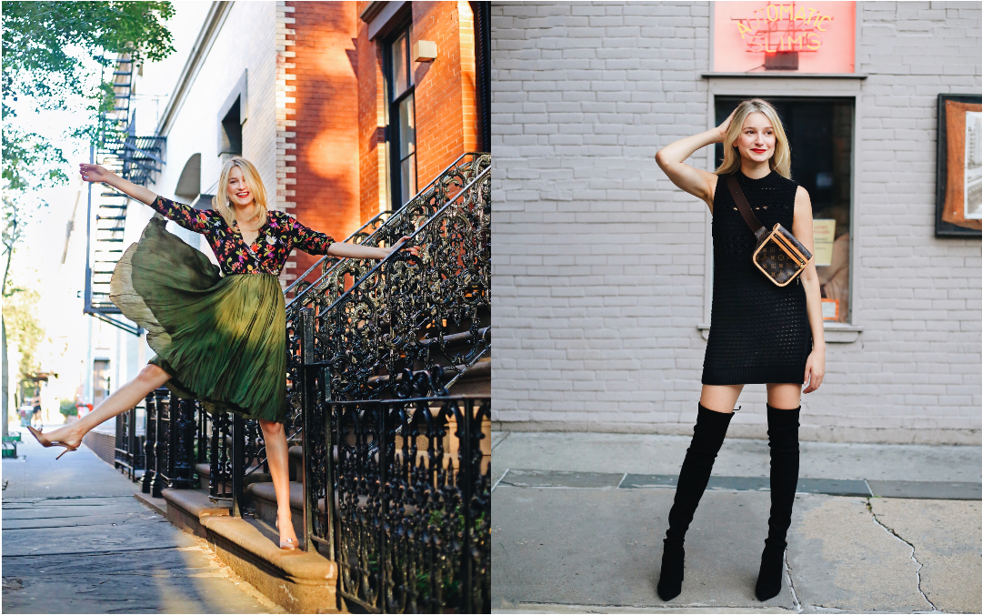 the ny blonde blogger designer revival