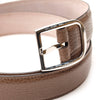 Brown Gucci Leather Belt