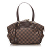 Brown Louis Vuitton Damier Ebene Verona PM Bag