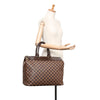 Brown Louis Vuitton Damier Ebene Greenwich PM Bag