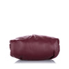 Red Bottega Veneta The Mini Pouch Bag