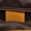 Brown Gucci GG Canvas Jackie Shoulder Bag