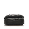 Black Bottega Veneta Intrecciato Leather Shoulder Bag