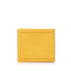 Yellow Gucci Diamante Leather Wallet