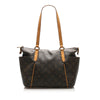 Brown Louis Vuitton Monogram Totally PM Bag